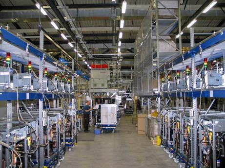 Завод STIEBEL ELTRON (Германия)